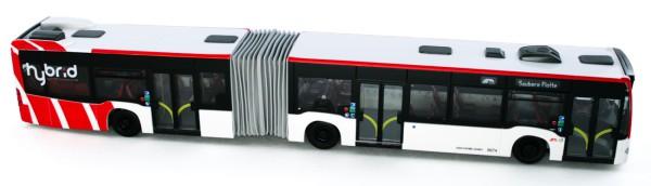 Rietze 73645 - Mercedes-Benz Citaro G´15 Hybrid SWK Krefeld - 1:87