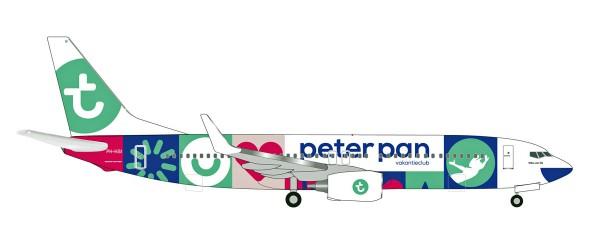 "Herpa Wings 531450 - Transavia Boeing 737-800 ""Peter Pan"" - PH-HSI - 1:500"