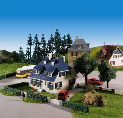 Kibri 38712 (8712) - Haus Bergwald - H0