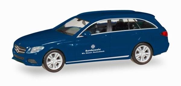 "Herpa 700689 - Mercedes-Benz C-Klasse T-Modell ""Bundeswehr"" - 1:87"