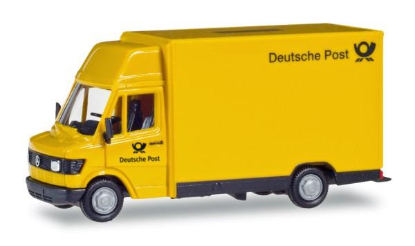 "Herpa Basic 094207 - Mercedes-Benz 207D Kögel ""Deutsche Post"" - 1:87"