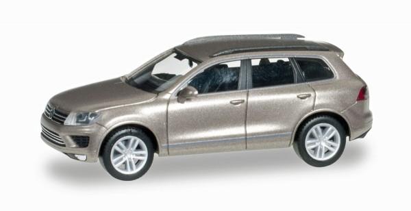 herpa 038478 - VW Touareg, sand gold metallic - 1:87