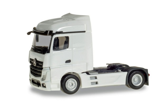 Herpa 309226 - Mercedes-Benz Actros Streamspace 2.5, weiß - 1:87