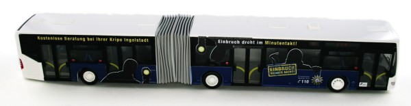 Rietze 67095 - Mercedes-Benz Citaro G Euro 4 INVG-Polizeibus - 1:87 - Collectors Edition