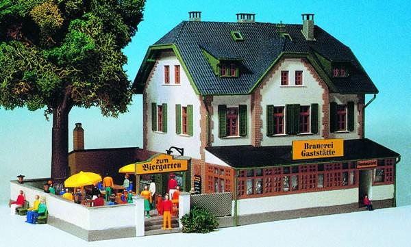 Kibri 38197 (8197) - Brauerei-Gaststätte - H0