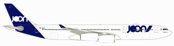 Herpa Wings 532709 - Joon Airbus A340-300 - F-GLZP - 1:500