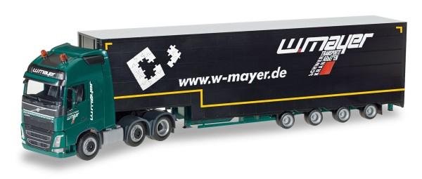 """Herpa 306805 - Volvo FH Gl. XL Meusburger-Sattelzug """"Mayer Zweibrücken"""" - 1:87"""