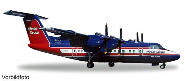 Herpa Wings 558792 - Wardair Canada De Havilland Canada DHC-7 - C-GXVF - 1:200