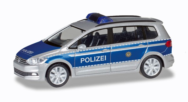 "Herpa 094412 - VW Touran ""Polizei Berlin"" - 1:87"