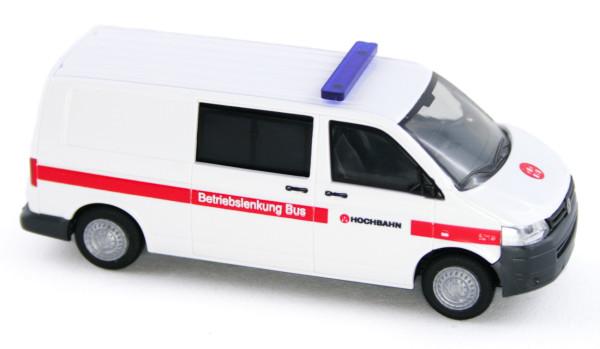 Rietze 53647 - Volkswagen T5 ´10 Hamburger Hochbahn - 1:87