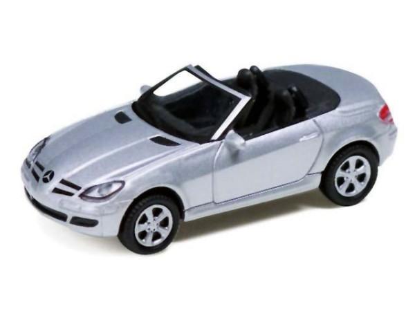 Vollmer Cars 1604 - Mercedes-Benz SLK 350, silber - H0
