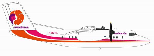 Herpa Wings 559973 - Hawaiian Airlines De Havilland Canada DHC-7 - N919HA - 1:200
