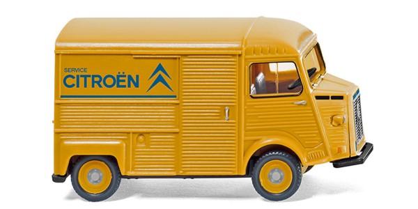"""Wiking 026203 - Citroën HY Kastenwagen """"Citroën Service"""" - 1:87"""