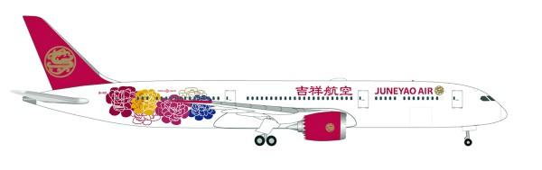 Herpa Wings 533089 - Juneyao Airlines Boeing 787-9 Dreamliner - 1:500