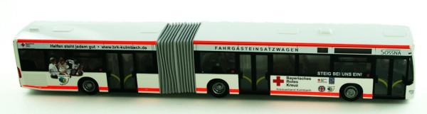 Rietze 67092 - Mercedes-Benz Citaro G Euro 4 BRK Kulmbach - 1:87
