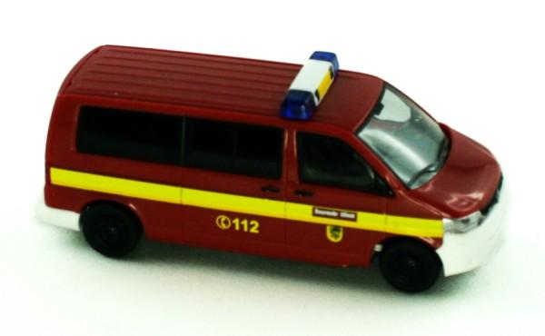 Rietze 53601 - VW T5 GP LR Bus BF Lünen - 1:87