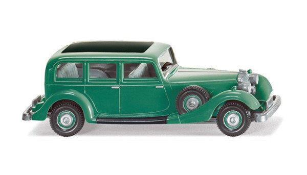 Wiking 082504 - Horch 850 - patinagrün - 1:87