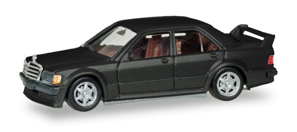 Herpa 430654 - Mercedes-Benz E 190 (E 2,5 16V) schwarz metallic - 1:87