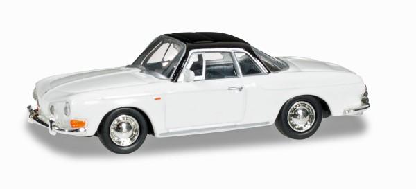 Herpa 023382-002 - VW Karmann Ghia II, reinweiß - 1:87