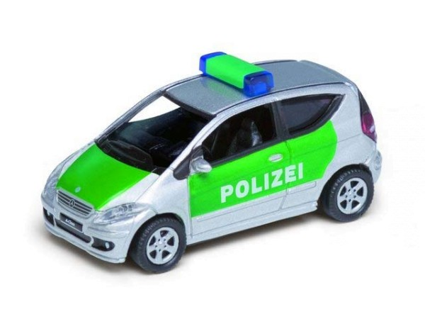 Vollmer Cars 1641 - Polizei Mercedes-Benz A Klasse - H0
