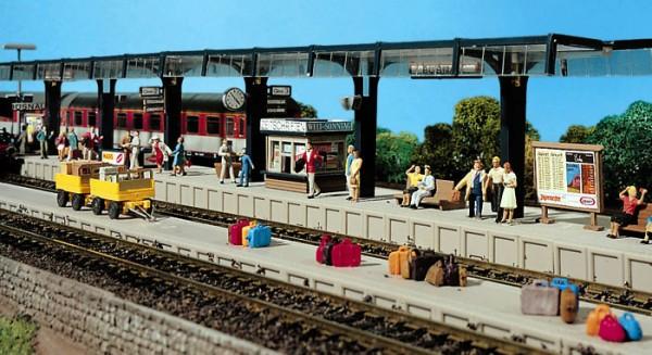 Vollmer 43538 - Bahnsteig - H0 (3538)