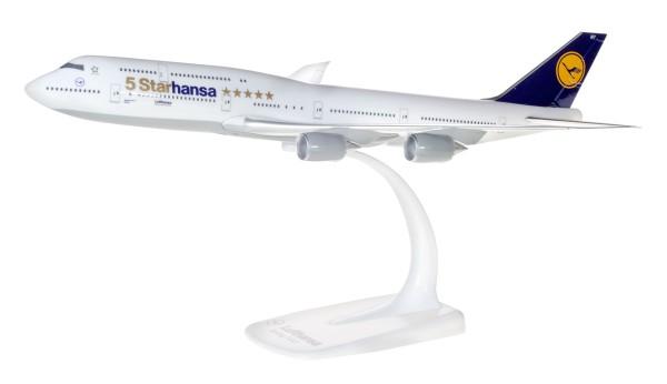 """Herpa Wings 611978 - Lufthansa Boeing 747-8 Intercontinental """"Starhansa"""" - D-ABYM """"Bayern"""" - 1:250"""