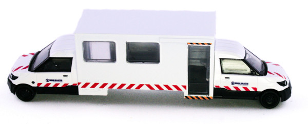 Rietze 33037 - Mühlhäuser MPVe Personentransportfahrzeug - 1:87