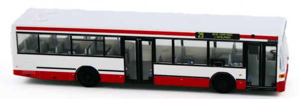 Rietze 75217 - Mercedes-Benz O 405 N2 BSAG Bremen - 1:87 - Collectors Edition