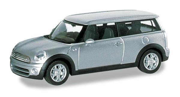 herpa 033800 - Mini Cooper Clubman™, metallic - 1:87