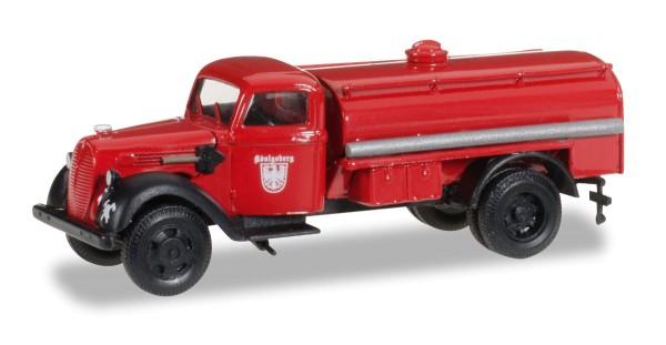 """herpa 745352 - Ford G 997 T Feuerwehrtankfahrzeug""""Feuerwehr Königsberg"""" - 1:87"""