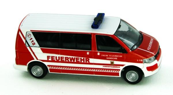 Rietze 53609 - VW T5 GP LR FW Kandern - 1:87