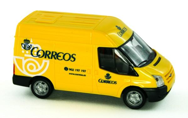 Rietze 31512 - Ford Transit Kasten 06 Correos (ES) - 1:87