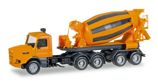 Herpa 307062 - Scania 142 Hauber Betonmischer-Sattelzug - 1:87