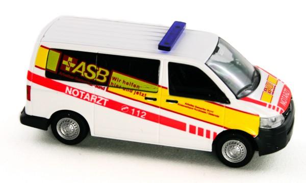 Rietze 53428 - Volkswagen T5 GP ASB Bad Lauterberg - 1:87