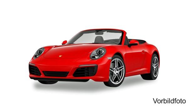 Herpa 028844 - Porsche 911 Carrera 2 Cabrio, indischrot - 1:87