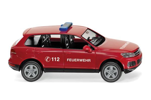 Wiking 060128 - Feuerwehr - VW Touareg - 1:87