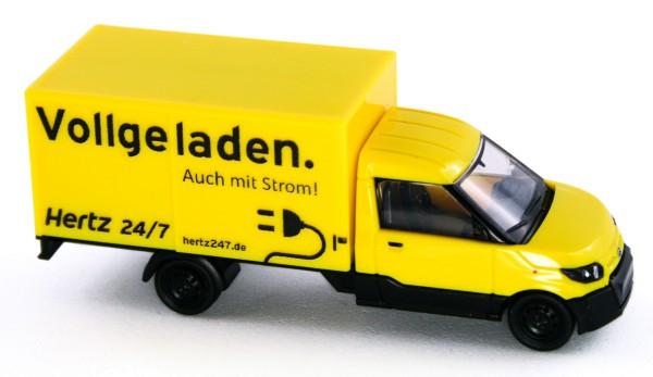 Rietze 33003 - Streetscooter Work L Hertz Autovermietung - 1:87
