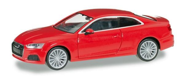 Herpa 038669 - Audi A5 ® Coupé, misanorot perleffekt - 1:87