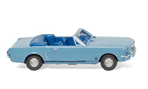 Wiking 020548 - Ford T5 Cabriolet - hellblau metallic - 1:87