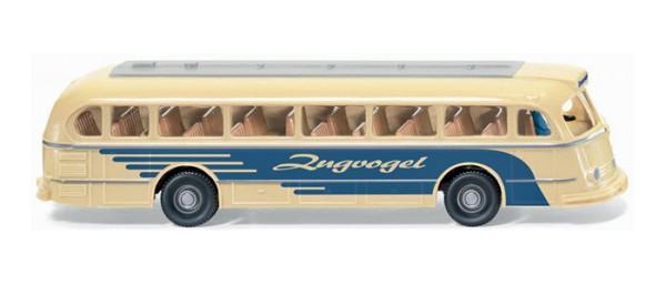 Wiking 0700 01 - Autobus - MB O 6600 H Pullman - H0