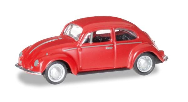 Herpa 022361-005 - VW Käfer, rot - 1:87