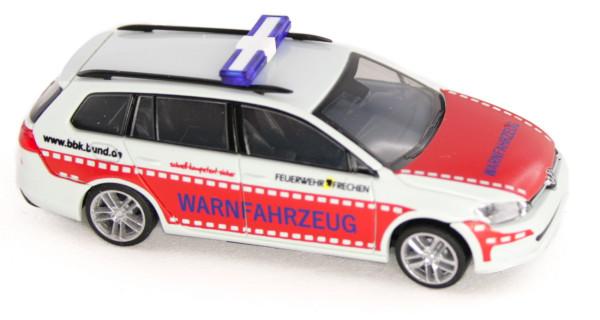 Rietze 53312 - Volkswagen Golf 7 Variant Feuerwehr Frechen - 1:87