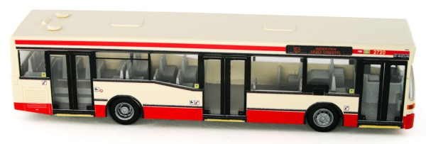 Rietze 75227 - Mercedes-Benz O 405 N2 ZKM Gdansk (PL) - 1:87