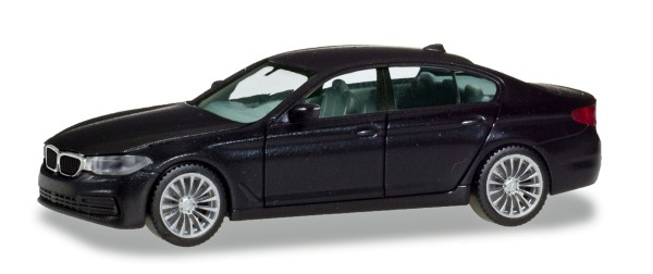 Herpa 420372 - BMW 5er™ Limousine, schwarz - 1:87