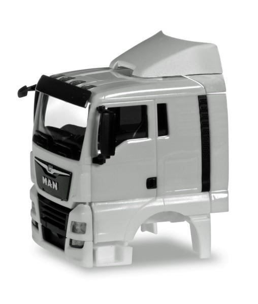 Herpa 084741 - Fahrerhaus MAN TGX XL Euro 6c mit Windleitblech Inhalt: 2 Stück - 1:87