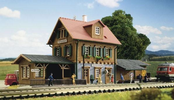 Kibri 37704 (7704) - Bahnhof Unterlenningen - N