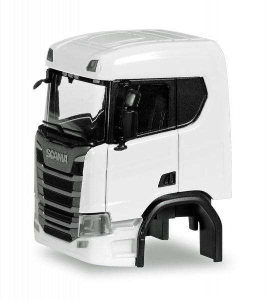 Herpa 084659 - Fahrerhaus Scania CR ND ohne Windleitblech und Chassisverkleidung (Inhalt: 2 Stück) -