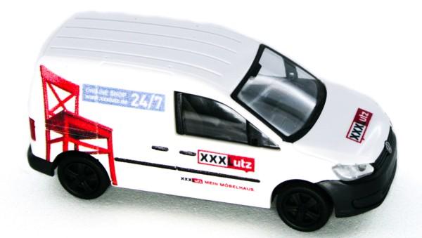 Rietze 31814 - Volkswagen Caddy ´11 XXX Lutz Mein Möbelhaus - 1:87