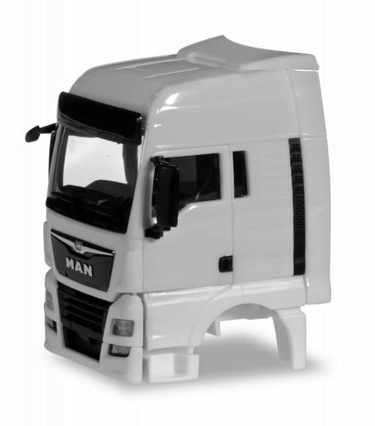 Herpa 084727 - Fahrerhaus MAN TGX XXL Euro 6c mit Windleitblech Inhalt: 2 Stück - 1:87