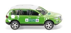 Wiking 0060 37 - VW Touareg - VFL Wolfsburg - H0